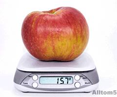 Håll reda på kalorierna